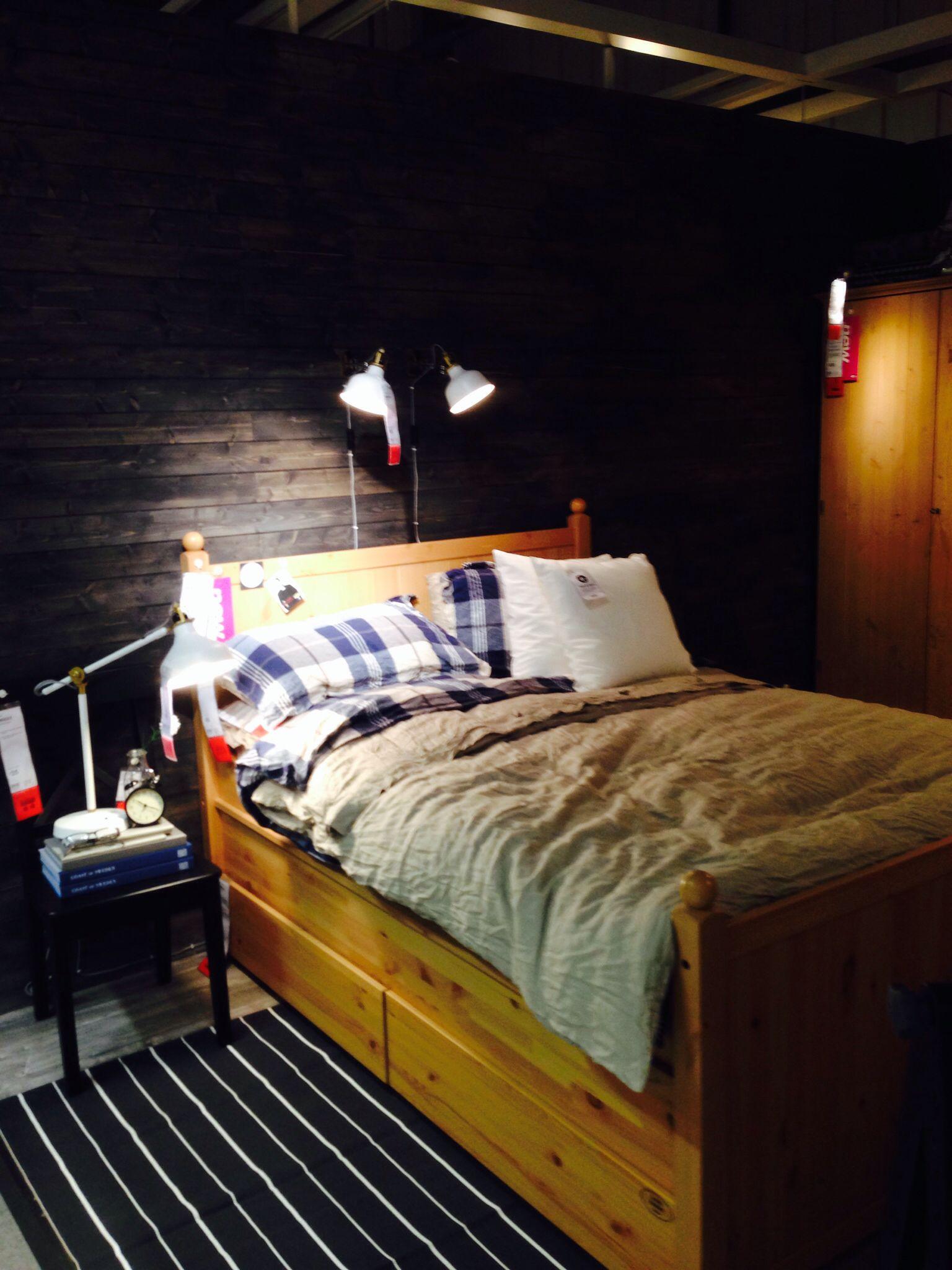 Hurdal Room Ikea Sypialnia Bedroom Decor Bedroom I Home