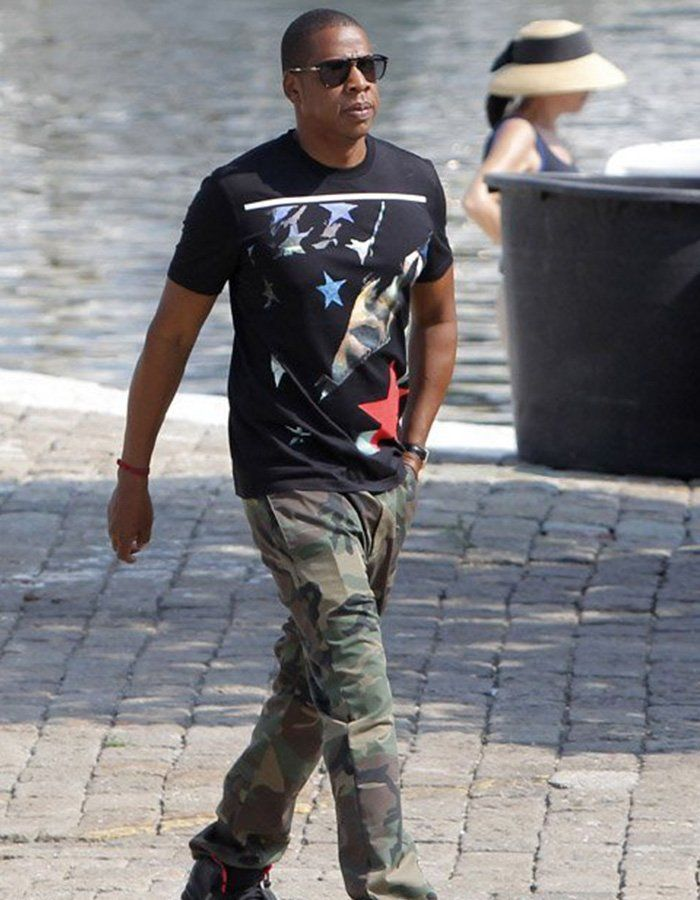 Brad Pitt, Jay Z 8 Other Stylish Celebrity Dads Celebrity Status - copy hova the blueprint 2 on the way
