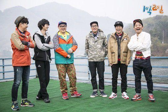 1 Night 2 Days Broadcasts The Late Kim Joo Hyuk Special Edition Kim Joo Hyuk Joo Hyuk Korean Variety Shows