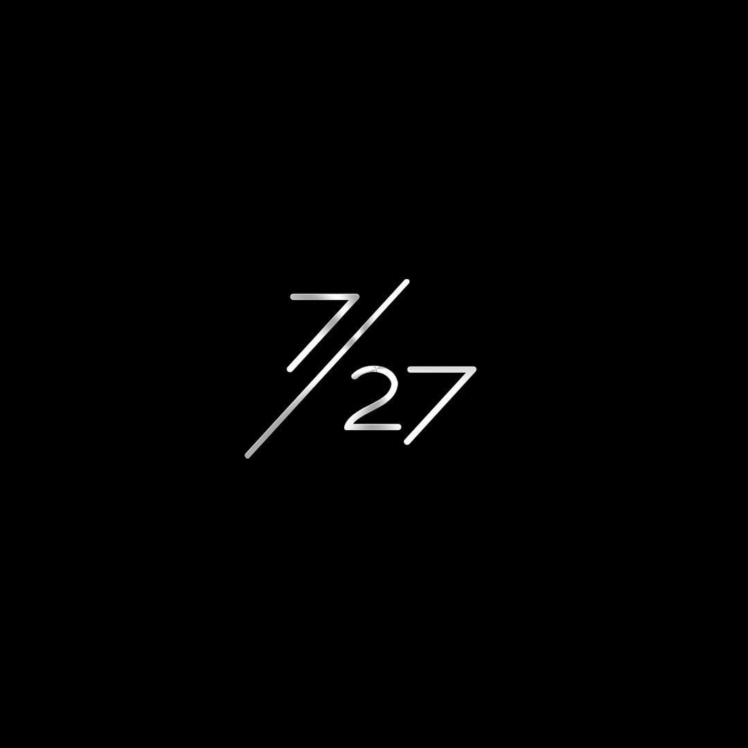 We want to show you what 7/27 is made of… #727Tracklist