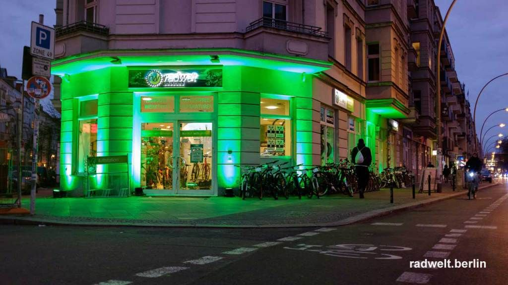 Fahrradladen Berlin - Werkstatt & Verleih ➤ Radwelt Berlin ✓