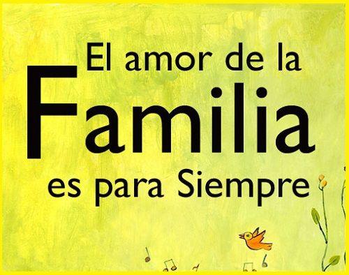 Frases Bonitas Para La Familia Cortas Quotes Pinterest Family
