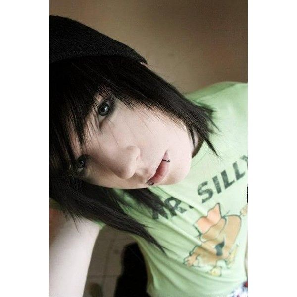 emo boy | Tumblr ❤ liked on Polyvore