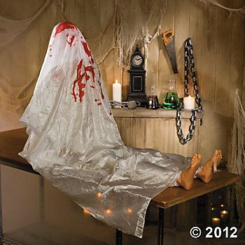 I\u0027d rather he was motion activated as there is a lot of noise at a - halloween scene setters decorations