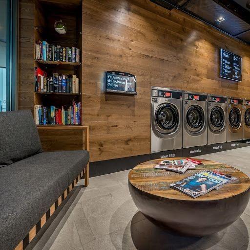 Modern Laundry Laundry Shop Laundry Design Laundry Business