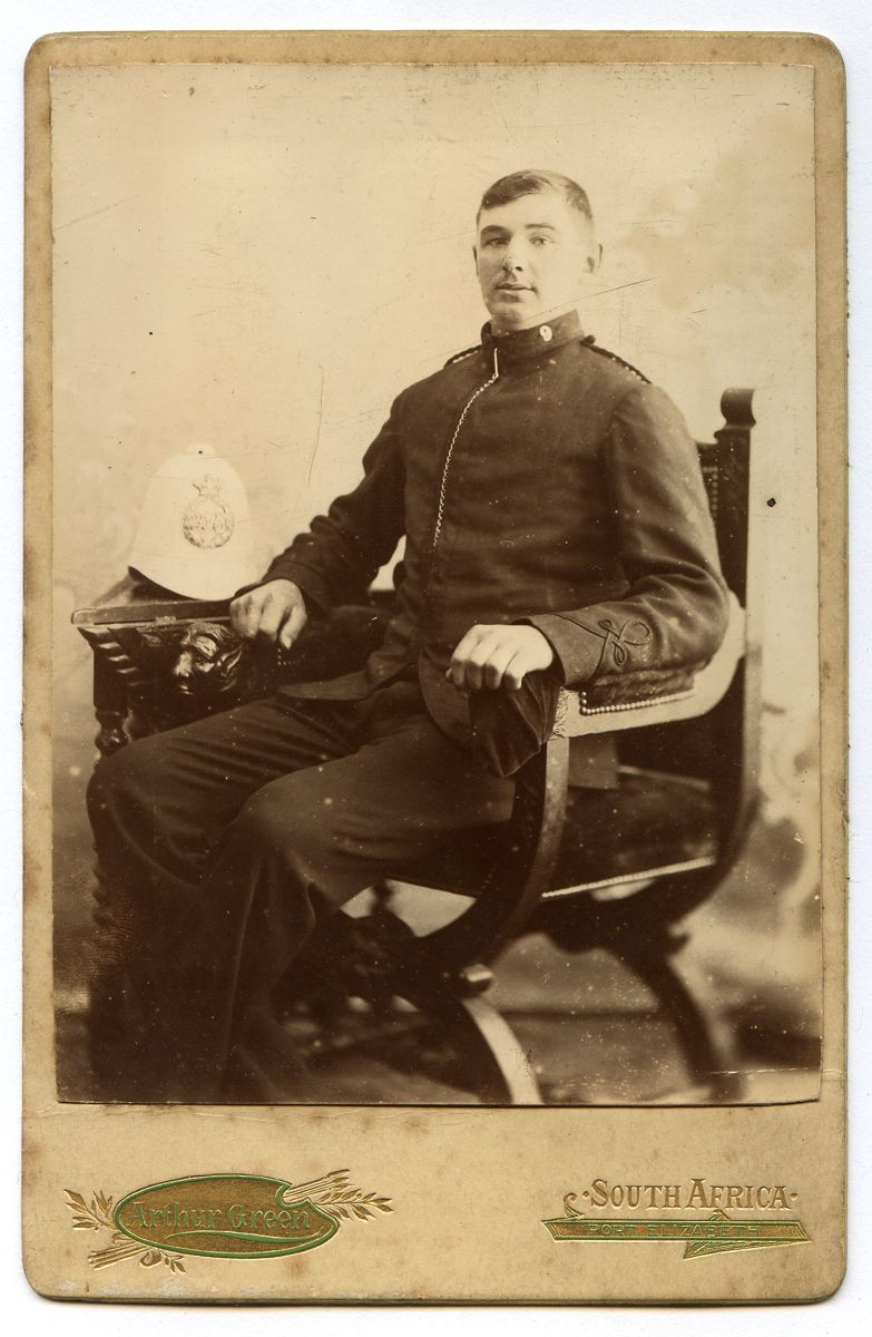 Soldiers of the Queen - Police Constable of the Cape Rural Police