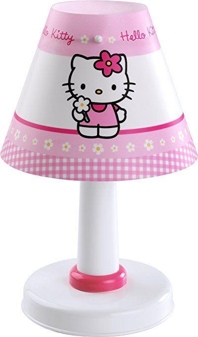 Dalber 21251 Hello Kitty Nachttischlampe. Ein tolles Deko
