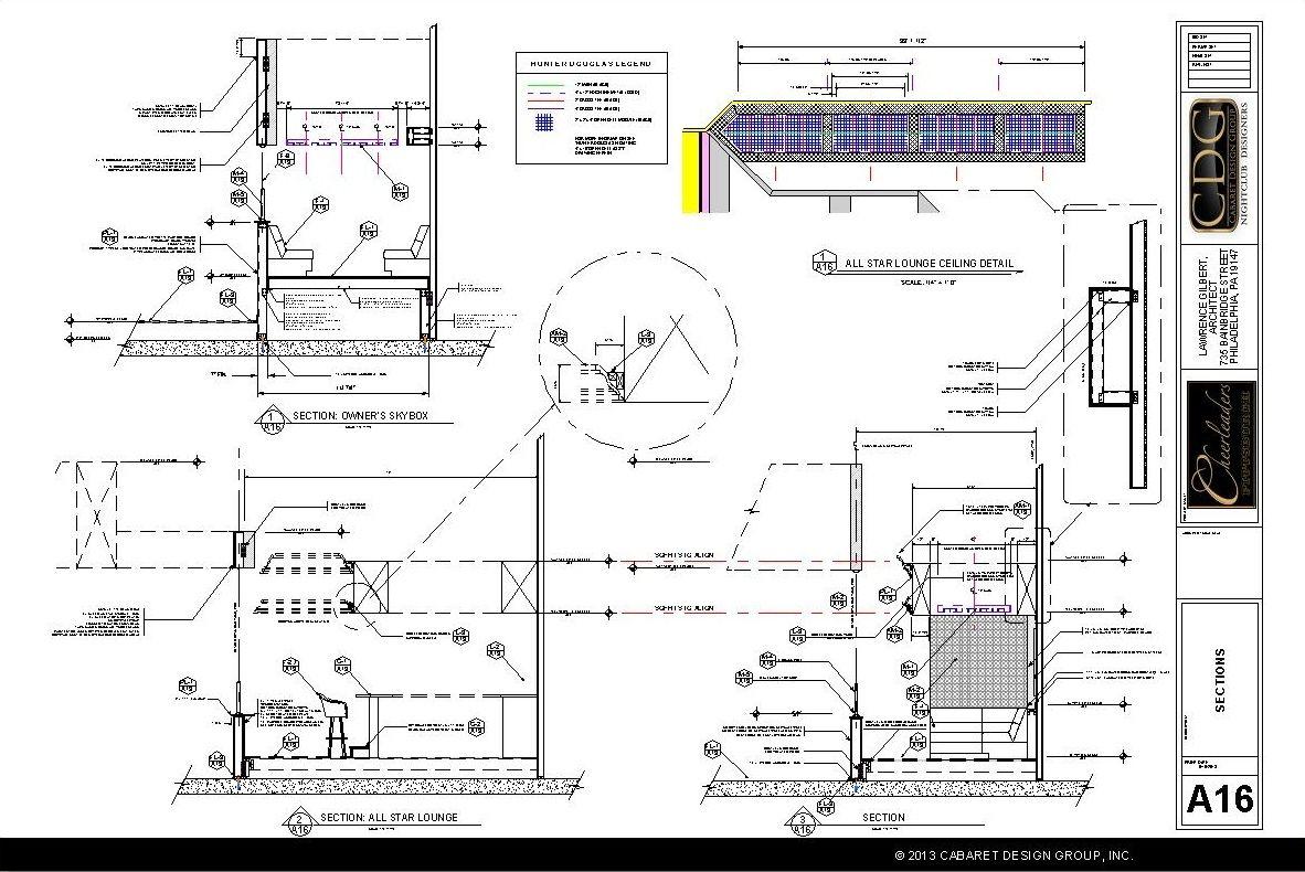 Architectural Plan Of #stripclub VIP Seating #design