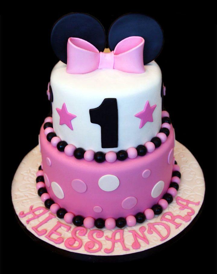 Gallery mickey minnie mouse20 best birthday cake near me