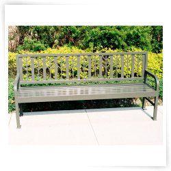 petersen mueller steel commercial park bench wriii park ideas