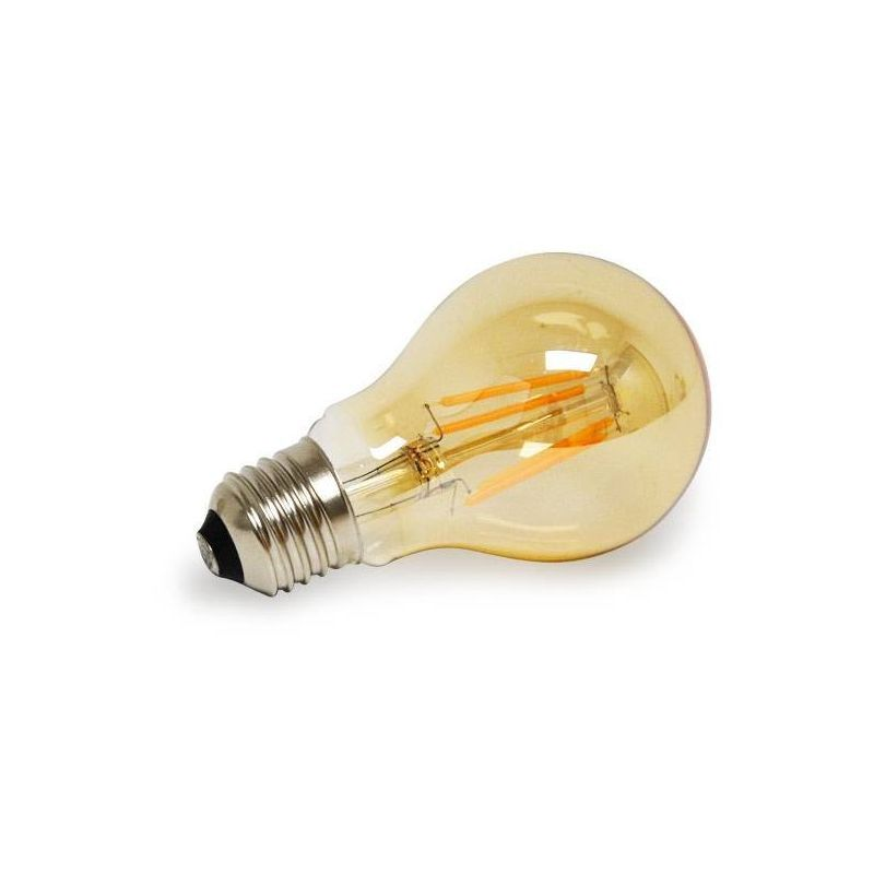 Ampoule Led E27 A60 4w Serie Vintage Gold Dimmable Blanc Extra