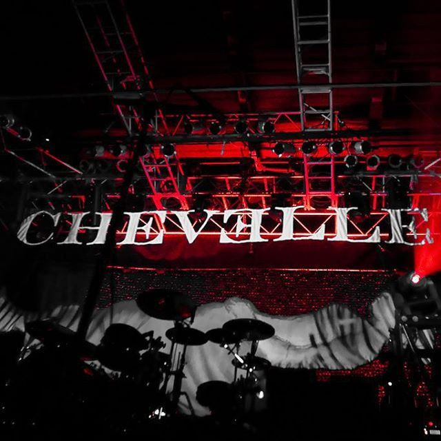 Chevelle band backdrop sharkstooth scrim rock n roll concert drapery band band wallpapers - Chevelle band pics ...