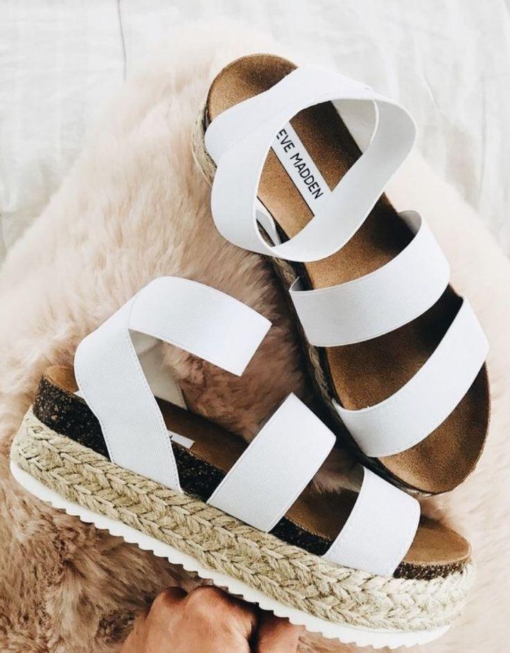 Kimmie Flatform Espadrille Sandals