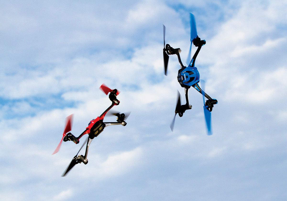 Alias: Quad Rotor Helicopter, Ready-To-Fly with 2.4GHz radio system, 650mAh LiPo battery, and single USB-powered charger. | LaTrax