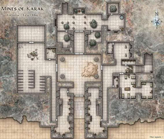 graphic regarding Redbrand Hideout Map Printable known as Pin by way of Chris Thomas upon Judges guild Wilderlands Myth
