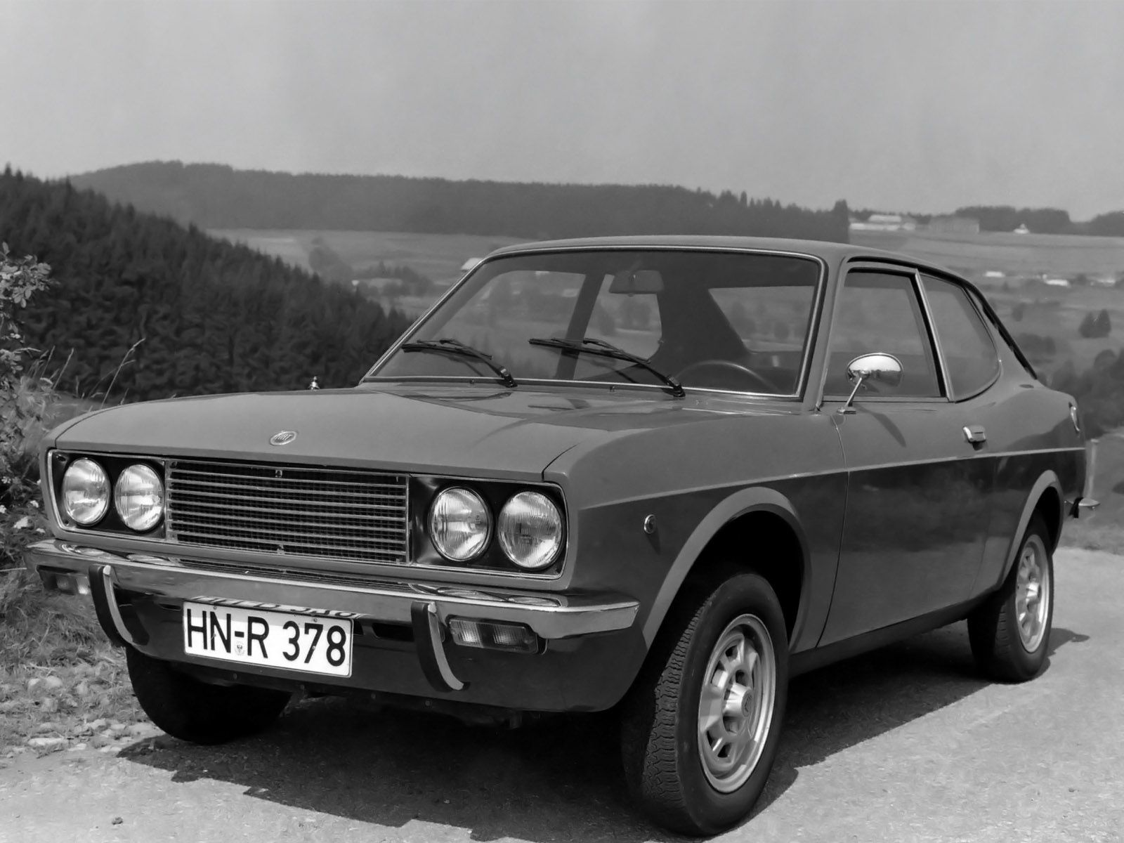 Fiat 128 Coupe Sl 1971 With Images Fiat 128 Fiat European Cars
