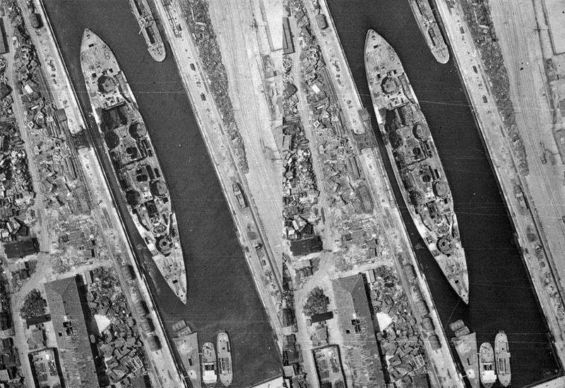 "IJNavy Target Ship ""Settsu"""
