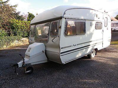Classic Avondale Mayfly Caravan 2 1 2 Berth Kept In The Same Family Since 1985 Vintage Camper Caravans For Sale Camper Caravan