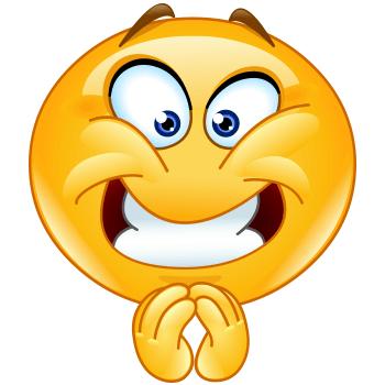Pretty Please Emoji