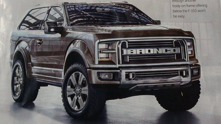 2020 Ford Bronco Raptor Price Release Date Changes Rumor