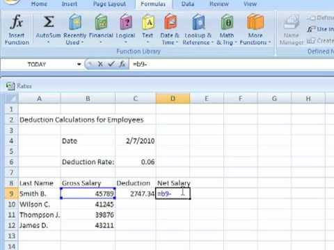 How to Create a Spreadsheet using Excel Excell software Pinterest - softball score sheet template