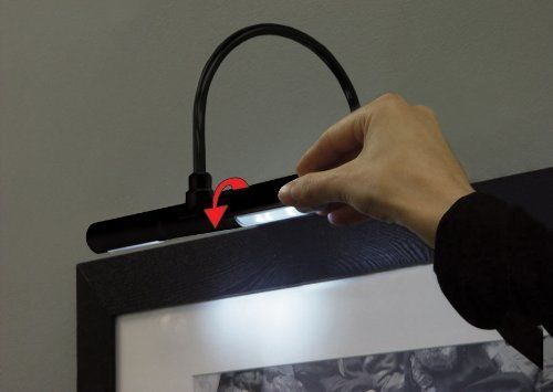 Battery Operated Super Bright Led Picture Light Wireless Picture Led Frame Lamp Led Picture Light Picture Frame Light Picture Light