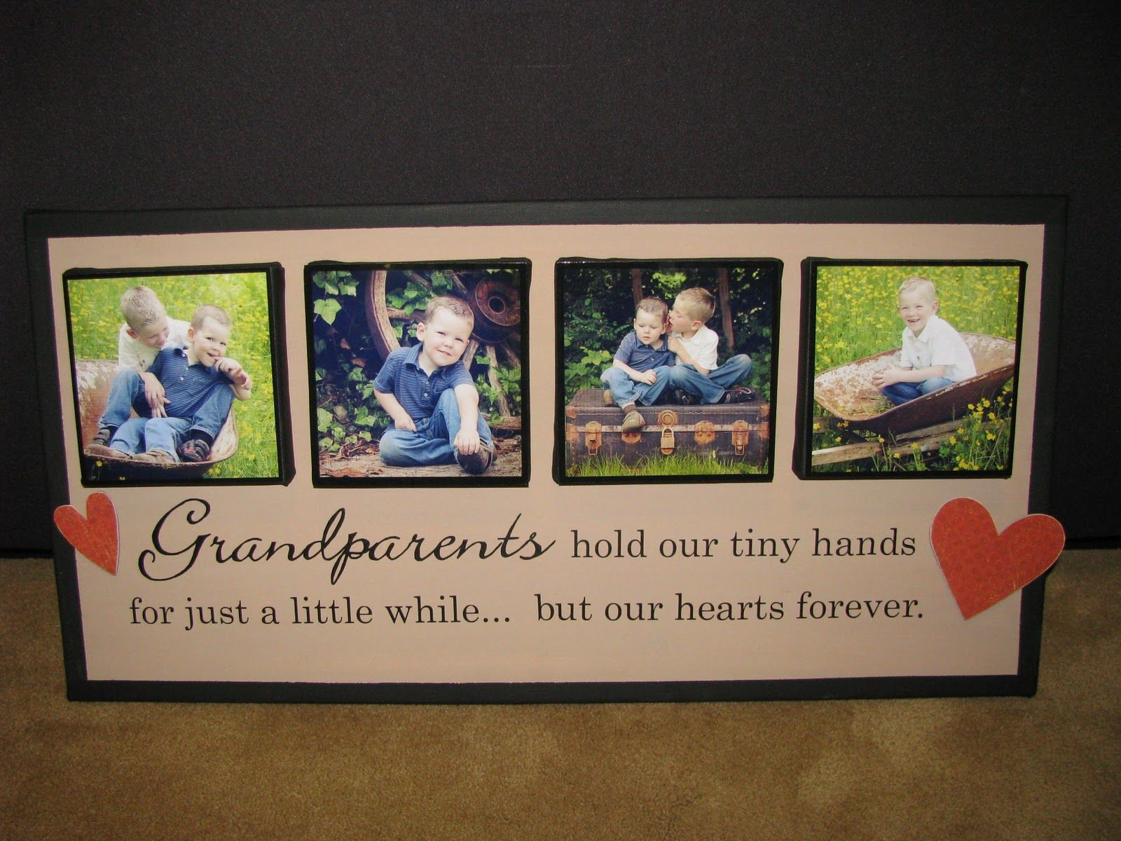 canvas | crafting | Pinterest | Homemade christmas gifts ...