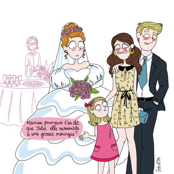 Mariage my life pinterest dessins - Texte felicitation mariage humour ...