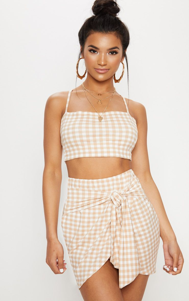 Little Toddler Girls Skirt Outfit Off-Shoulder Crop Top and Polka Dot Irregular Shorts Skirt Two-Piece Set