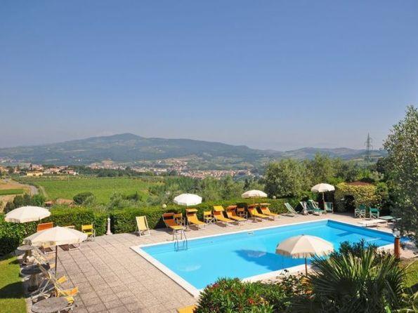 Schitterend vakantiehuis met grote tuin, op korte afstand van Florence