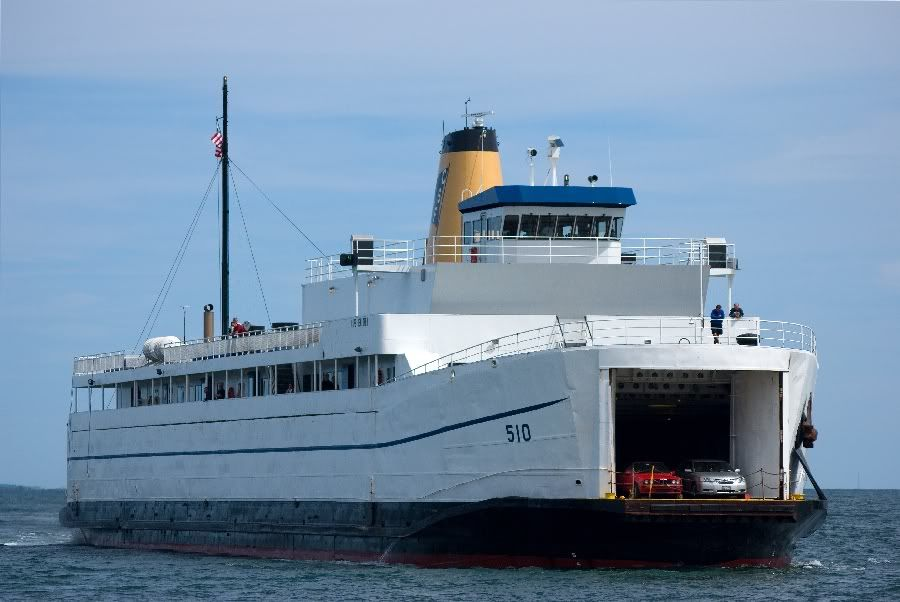 Cross island ferry new london to orient point long