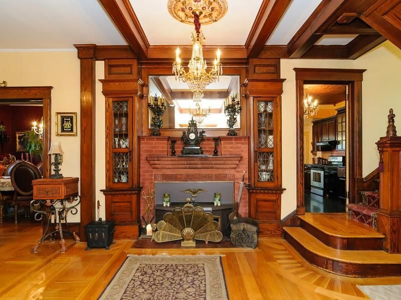 Inside Victorian Homes Bathrooms | Old World, Gothic, and ...