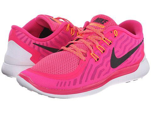 size 40 f3321 f21cf Nike Free 5.0 Fuchsia Flash Pink Pow Hot Lava Black - 6pm.com