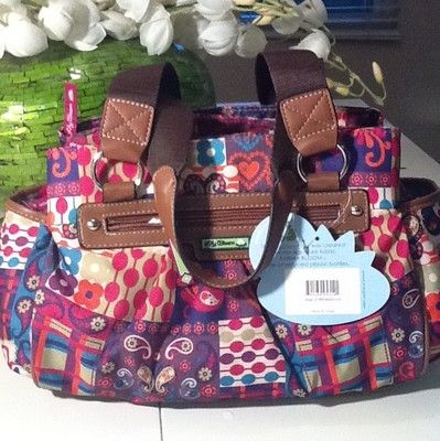 Lilly Bloom Handbag Made Of Karma The Signature Fabric From Recycled Plastic Bottles