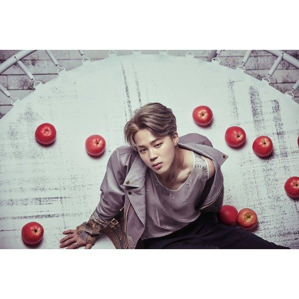 """BTS's Jimin And Suga Feature In New """"WINGS"""" Concept Photos ❤ liked on Polyvore featuring bts, jimin, bts - jimin and kpop"""