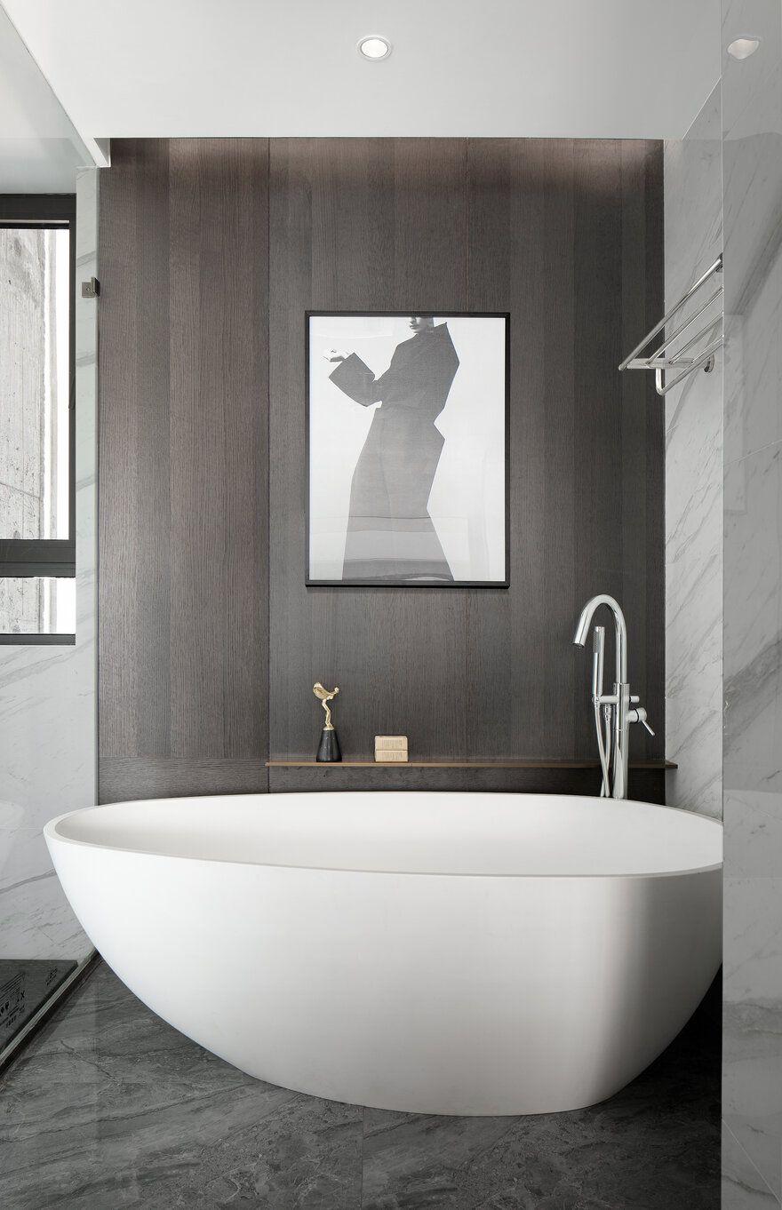 Photo of Vanke Duplex Villa / ONE-CU Interior Design Lab