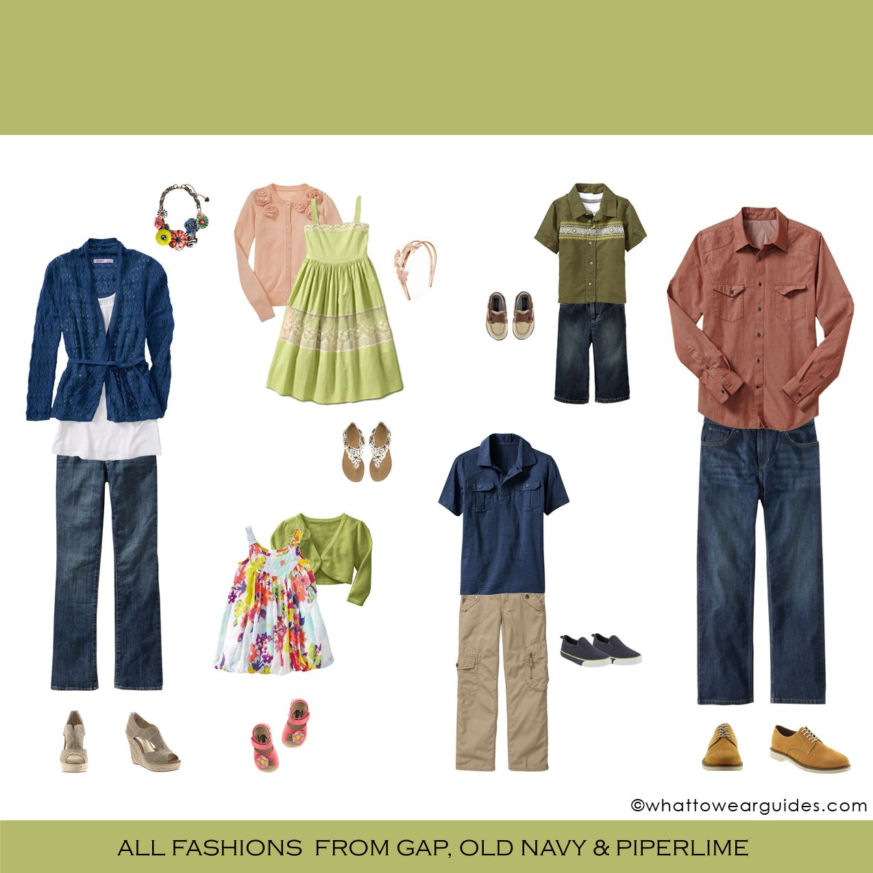 Spring/Summer clothing ideas