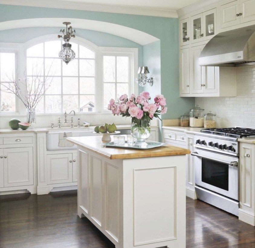 Popular Kitchen Wall Paint Colors Ideas You