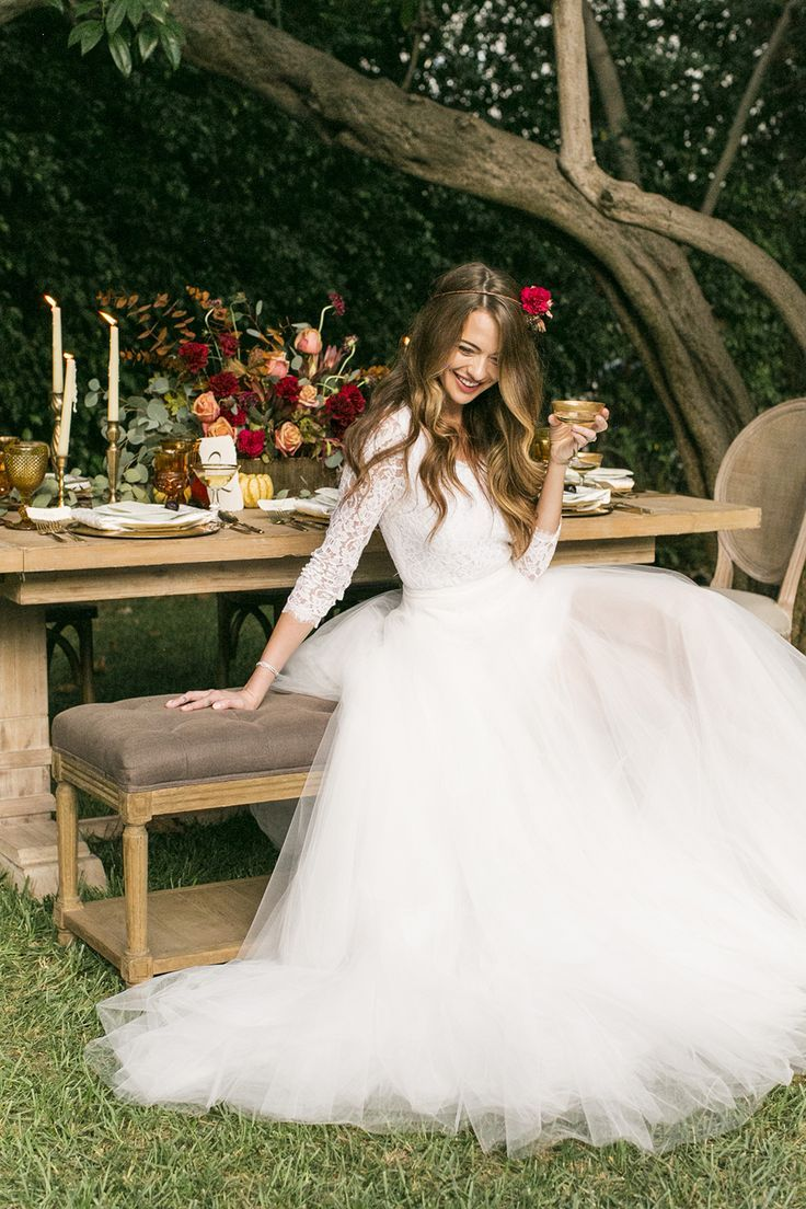 fall wedding ideas photo by Jessica
