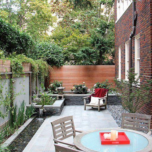 Keep Your Plants Safe With This Dog-Proof Patio Design