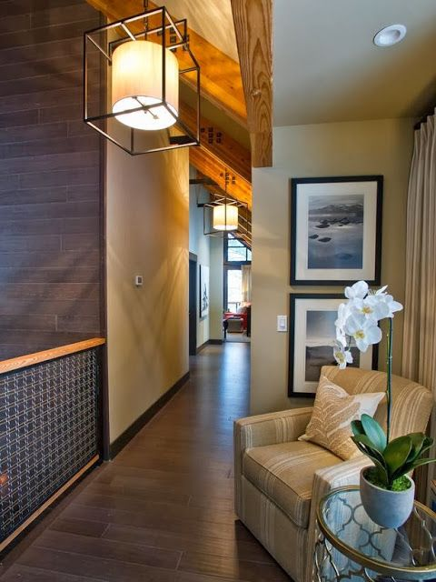 Hgtv dream home 2014 second floor hallway pictures