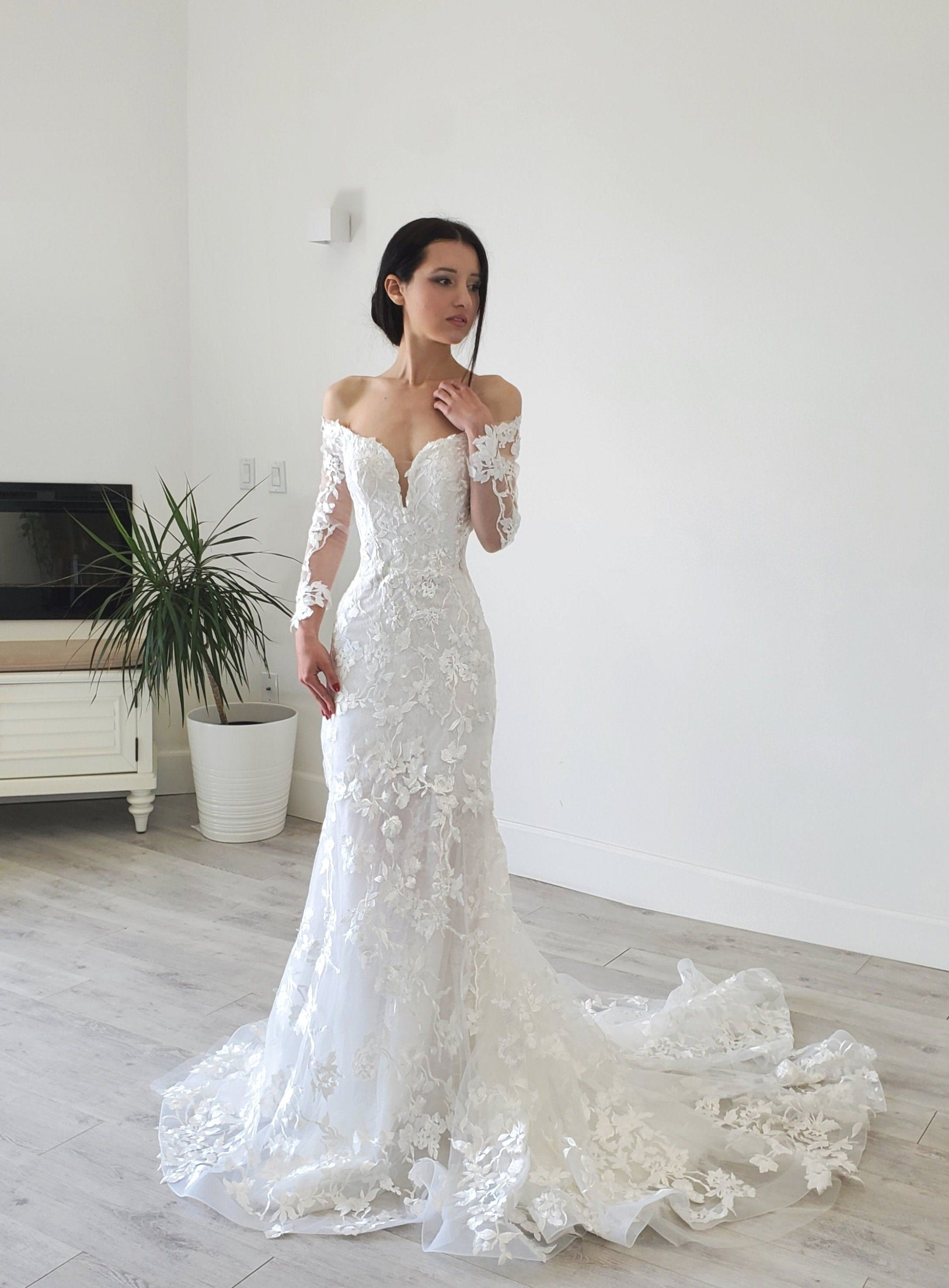 Pin On Lecocqbridal Gowns [ 2955 x 2178 Pixel ]