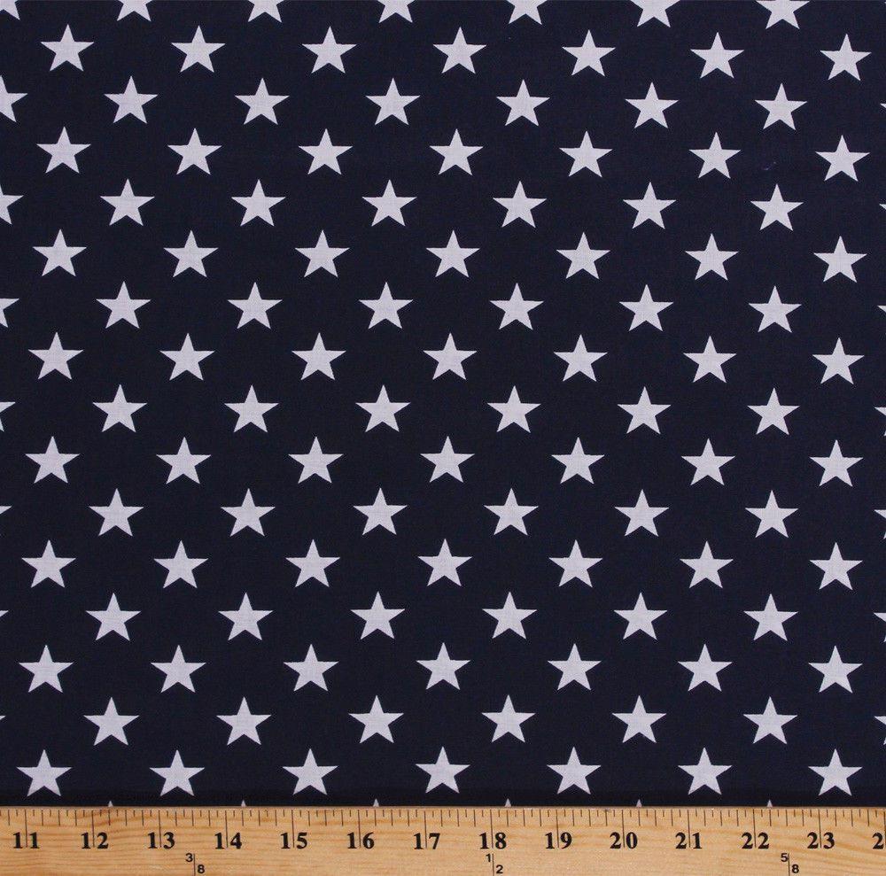 108 bunting stars navy patriotic cotton quilt backing quilting rh pinterest com
