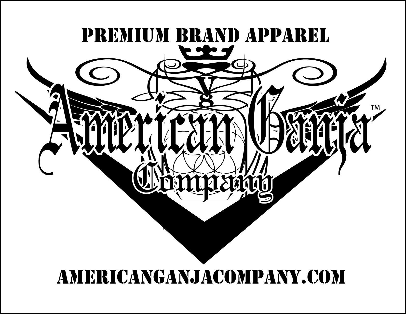Agc Car Logo Sticker Black And White
