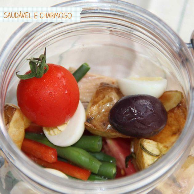 receita salada ni oise no pote blog elo 7 delicinhas On entradas de comida francesa