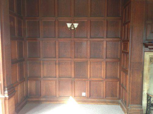 Antiques Atlas Victorian Oak Panelling Oak Panels Wall Panel