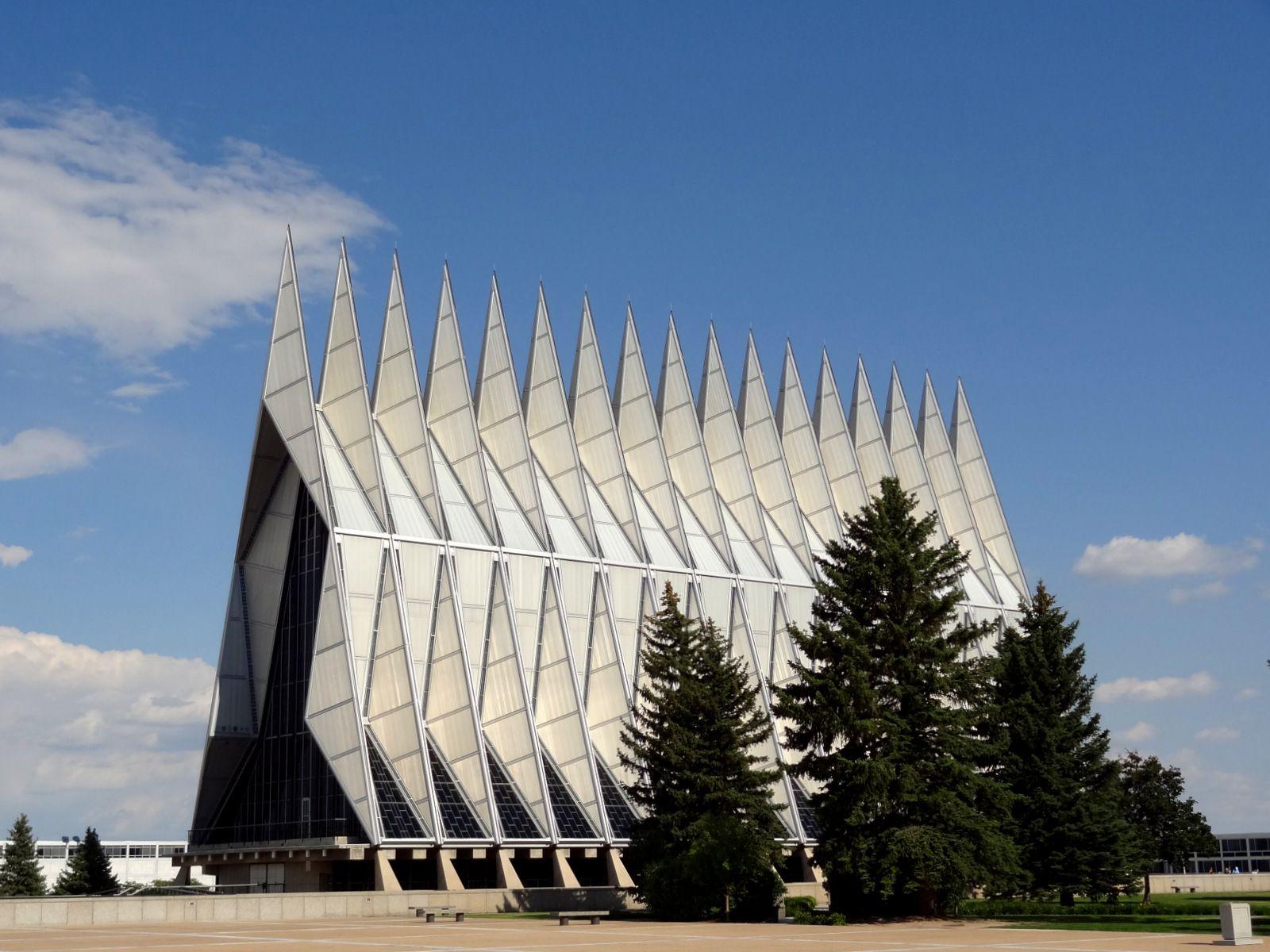 Air Force Academy Chapel Air force academy, Opera house