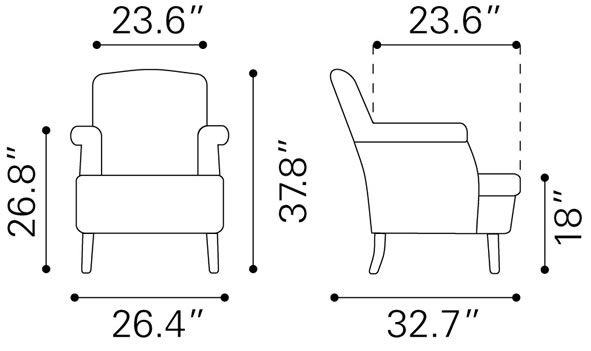 Armchair Dimensions Google Search Sofa Frame Wrought