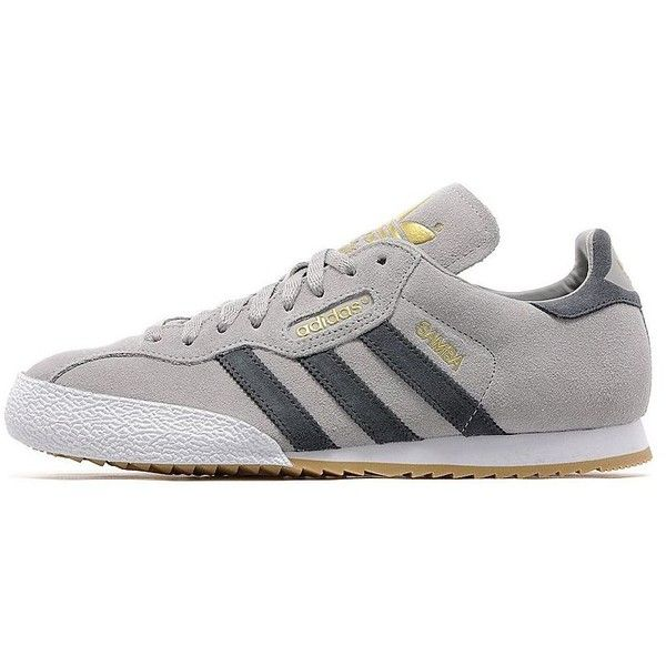 poco Nueva llegada vocal  adidas Originals Samba Super | Mens sneakers casual, Mens grey shoes, Mens  grey dress shoes