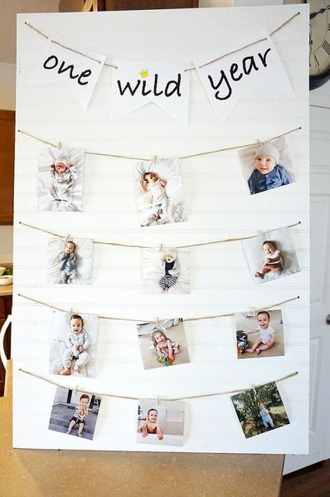 Wild One Birthday Party: Where the Wild Things Are Cake, Decor and More!! #boybirthdayparties